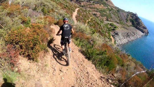 L'Isola d'Elba in Mountain Bike
