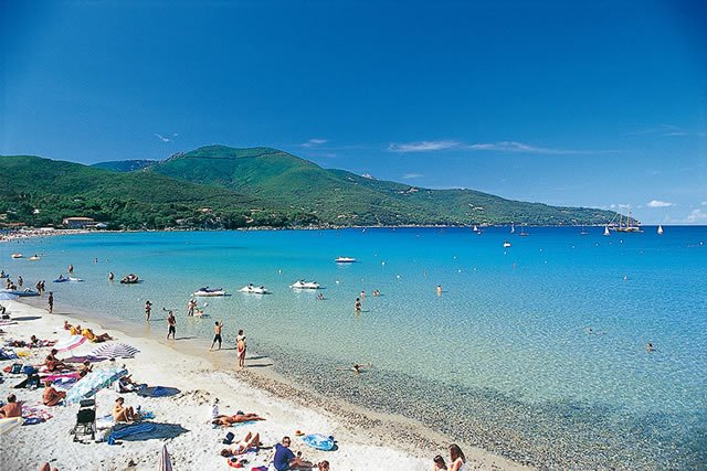 Spiagge di Marciana
