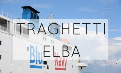 Traghetti Elba Prenotazioni On-Line