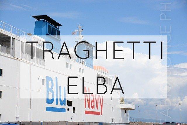 Traghetti per l'Elba