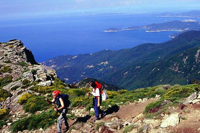 Trekking all'Isola d'Elba
