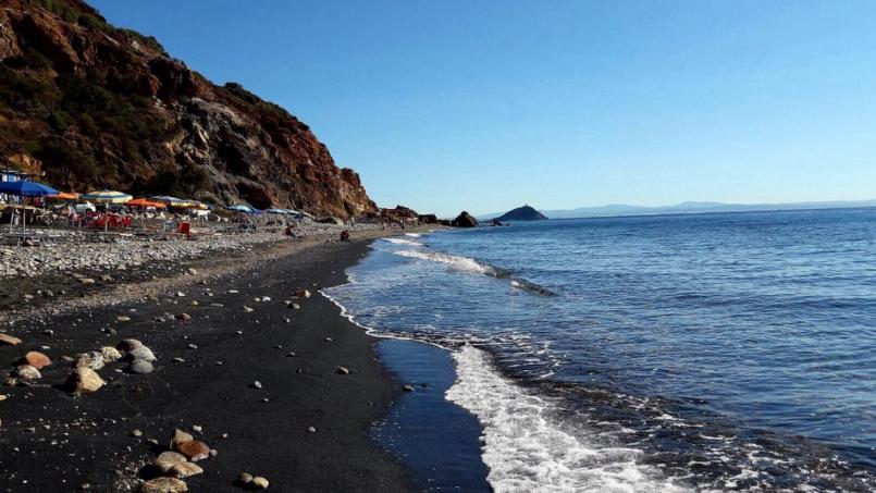 Spiaggia di Topinetti
