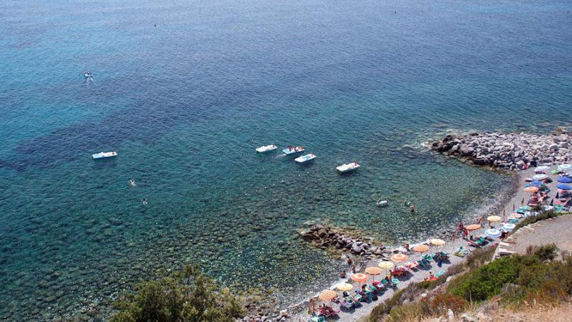 Spiaggia di Pomonte