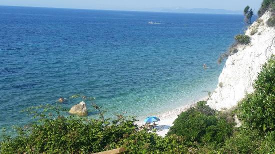 Spiaggia di Sottobomba Isola d'Elba