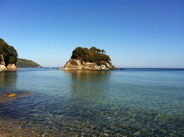 Spiaggia della Paolina Isola d'Elba