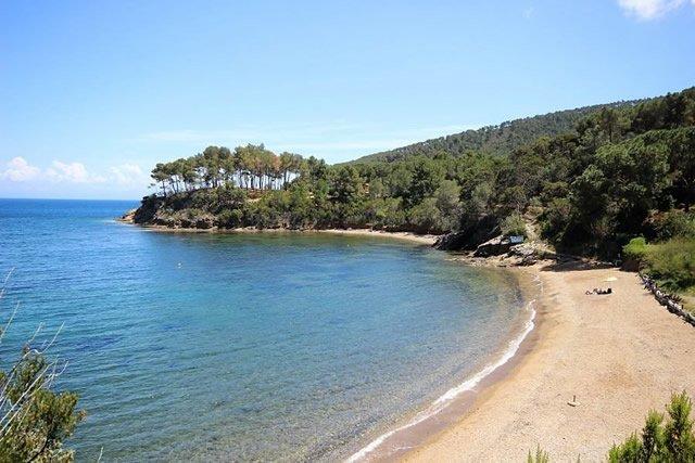 Spiaggia di Malpasso Isola d'Elba